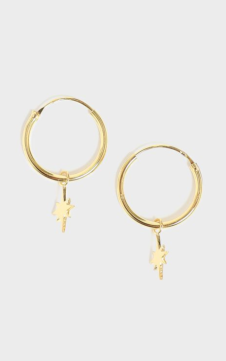 Midsummer Star - Celestial Sleepers in Gold