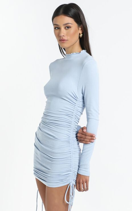 Tammy Dress in Blue