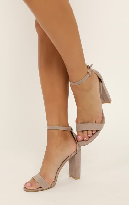 Billini - Jessa Heels in nude micro - 5, Neutral, hi-res image number null