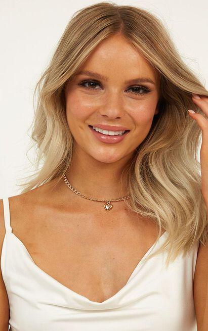 Loving This Life Necklace In Gold, , hi-res image number null