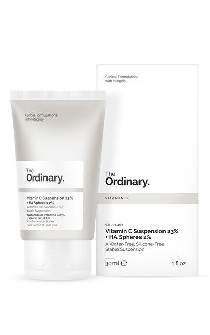 The Ordinary - Vitamin C Suspension 23% + HA Spheres 2% - 30ml , Grey, hi-res image number null