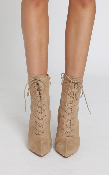 Billini - Kassia Boots in Sand Micro