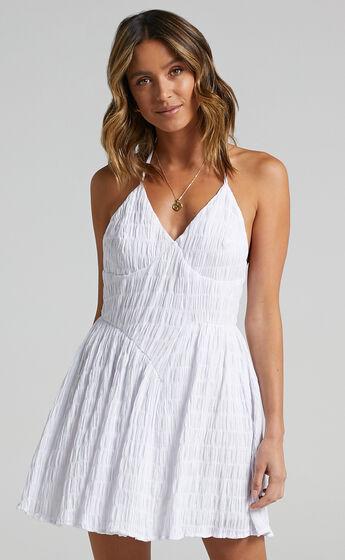 Mystic Dress in White