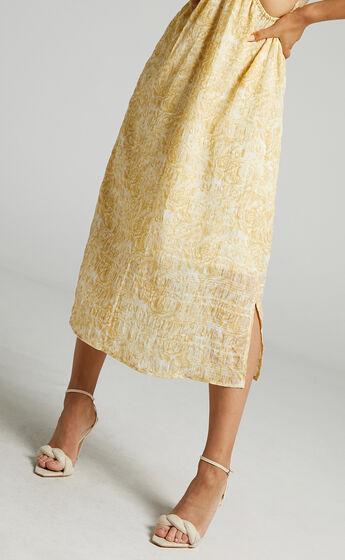 Public Desire - Tutu Heels in Linen
