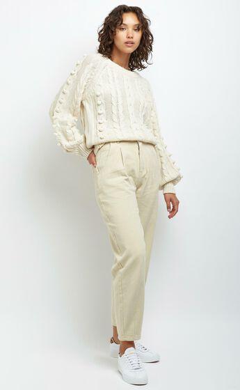 Rowan Pants in Beige