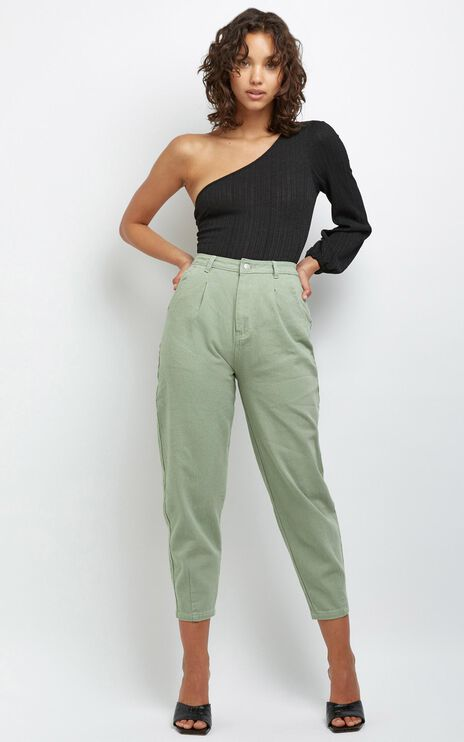 Rowan Pants in Sage