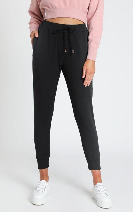 My Favourite Sweat Pants in Black