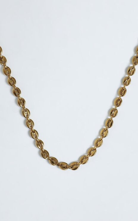 Peta and Jain - Serenity Necklace in Gold