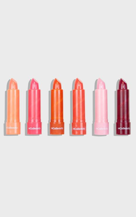 MCoBeauty - Fruity Beauty 6 Piece Lipstick Collection