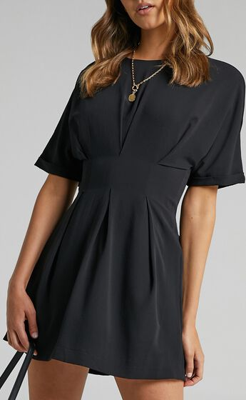 Freyah Dress in Black