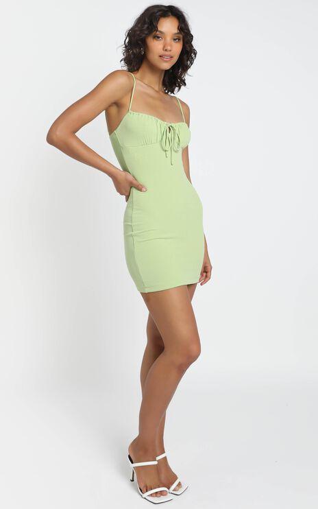 Erin Dress in Green