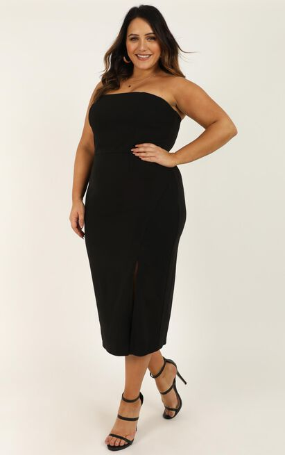 Find me where the wild things are dress in black - 20 (XXXXL), Black, hi-res image number null