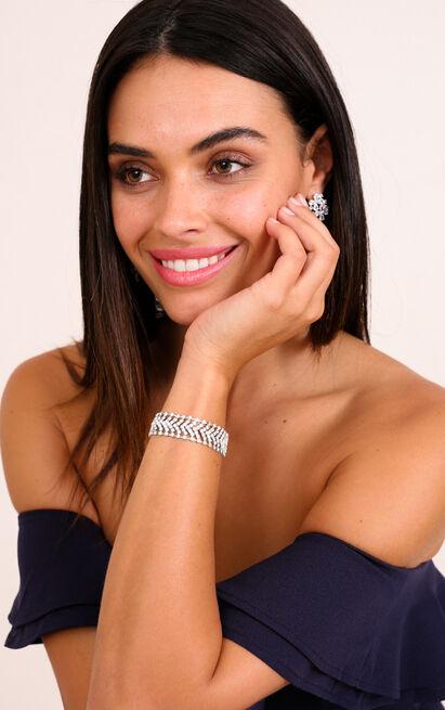 First Impression bracelet in silver, , hi-res image number null