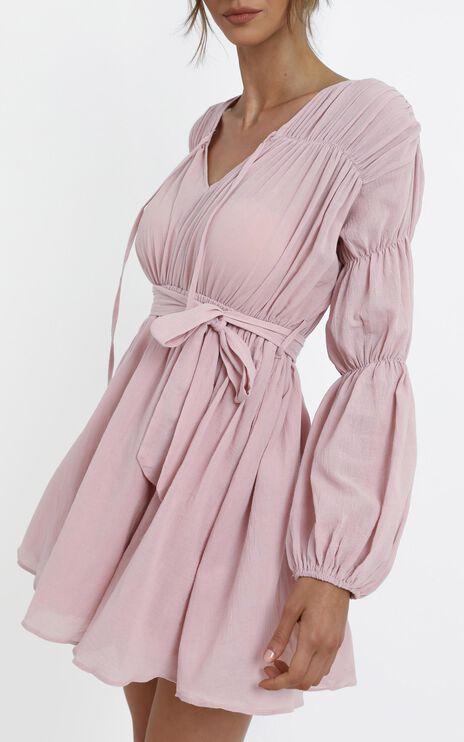 Chanan Dress in Pink
