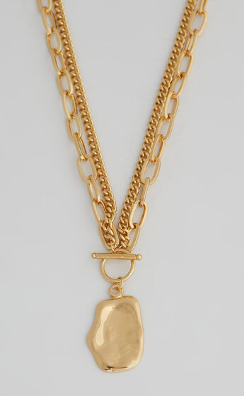CADEL NECKLACE in Gold