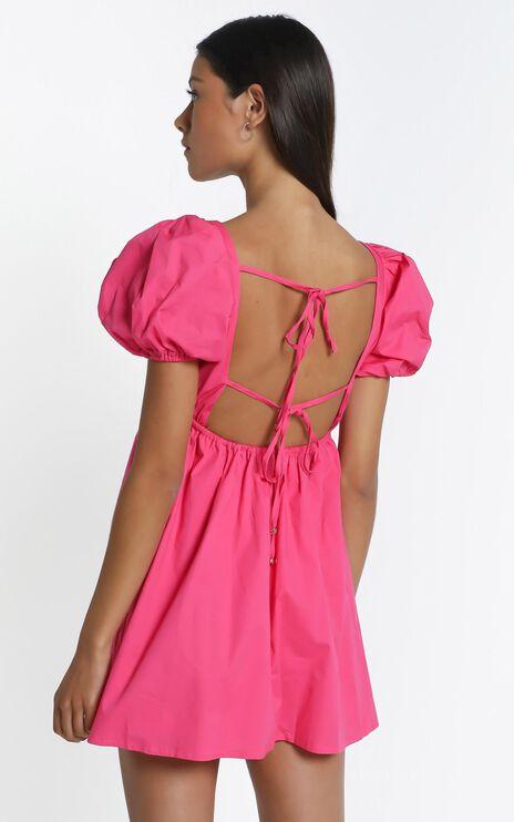 Brene Dress in Pink