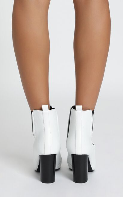 Billini - Wiley heels in white - 5, White, hi-res image number null