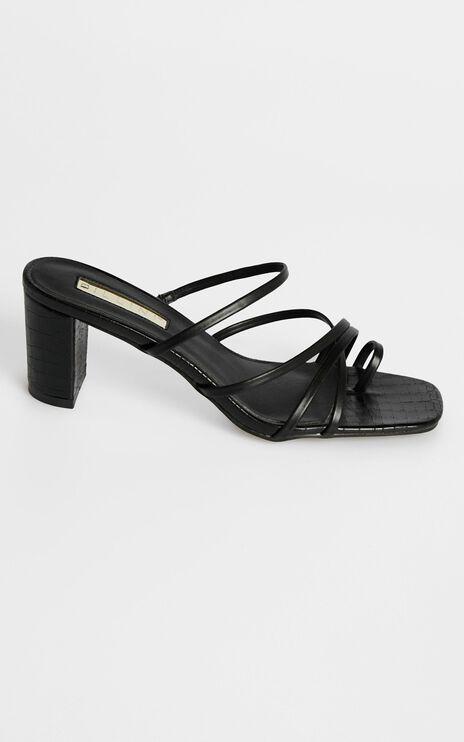 Billini - Magda Heels in Black