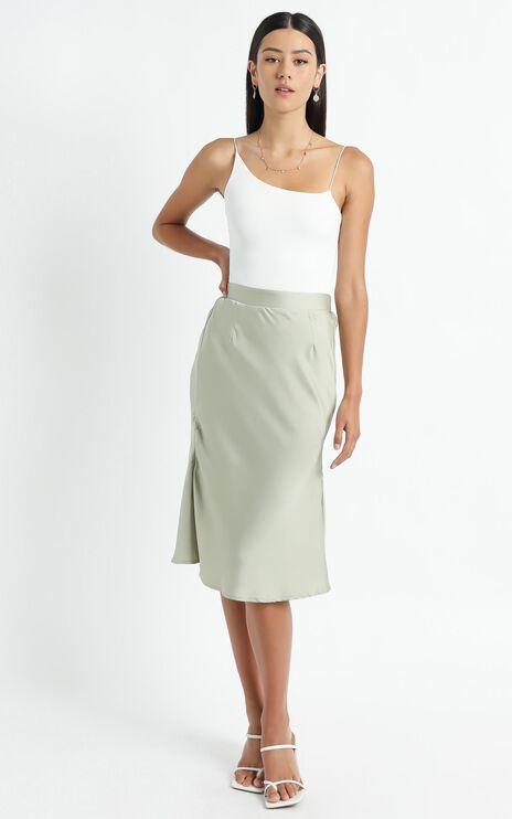 Lexus Skirt in Sage