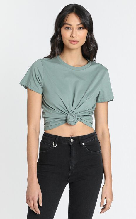 AS Colour - Maple Tee in Sage