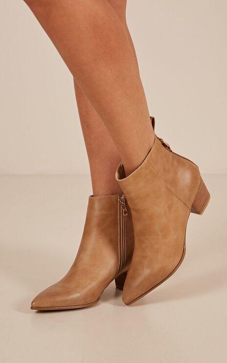 Billini - Bronte Boots In Camel