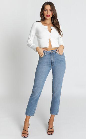Abrand - A 94 High Slim Jeans in Georgia