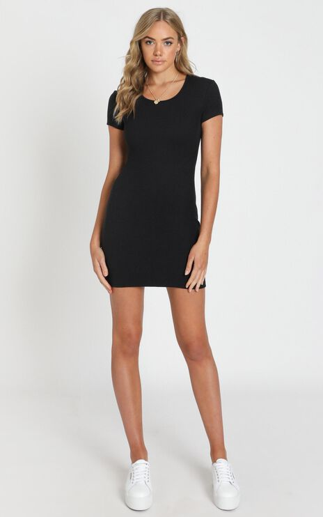 Love Songs Dress in Black