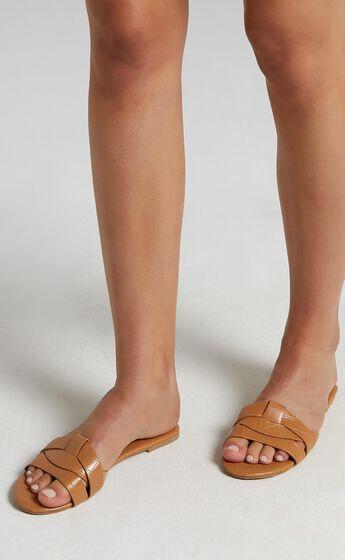 Billini - Peppa Sandals in Camel Croc