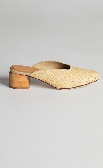 James Smith - Cafe Society Slide in Woven