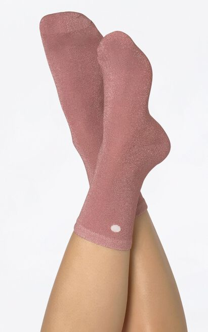 Doiy - Shell Socks in pink, , hi-res image number null