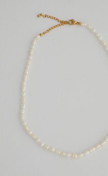 RELIQUIA - NIMA PEARL CHOKER in Pearl