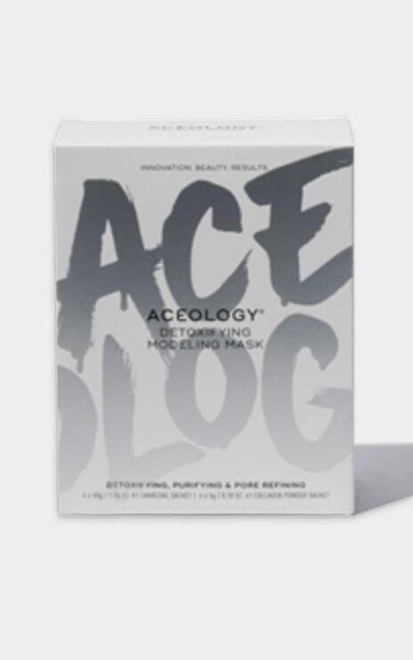 Aceology - Detoxifying Modeling Face Mask (4 Pack)