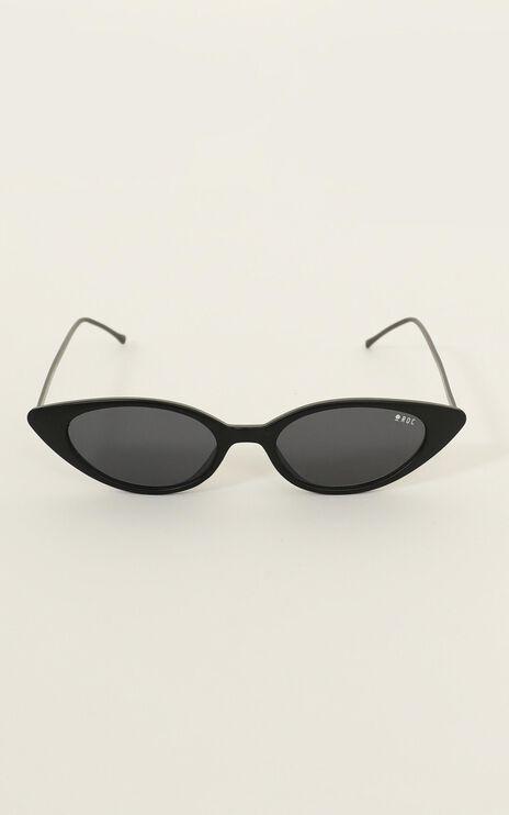 Roc - Jetsetter Sunglasses In Matte Black