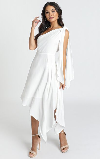 Iconic Moment dress in white - 14 (XL), White, hi-res image number null