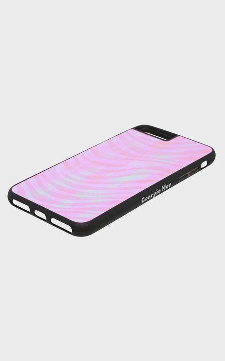 Georgia Mae - The Iridescent Tiger Iphone Case