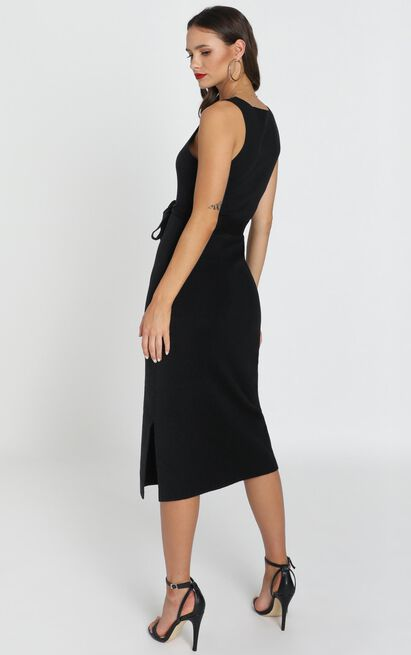 Good Publicity Dress in black - 14 (XL), Black, hi-res image number null