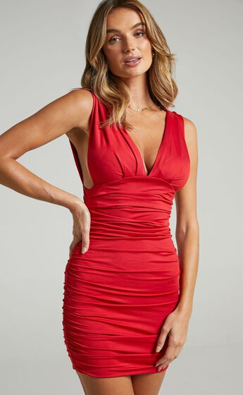 This Is Real Dress in Red