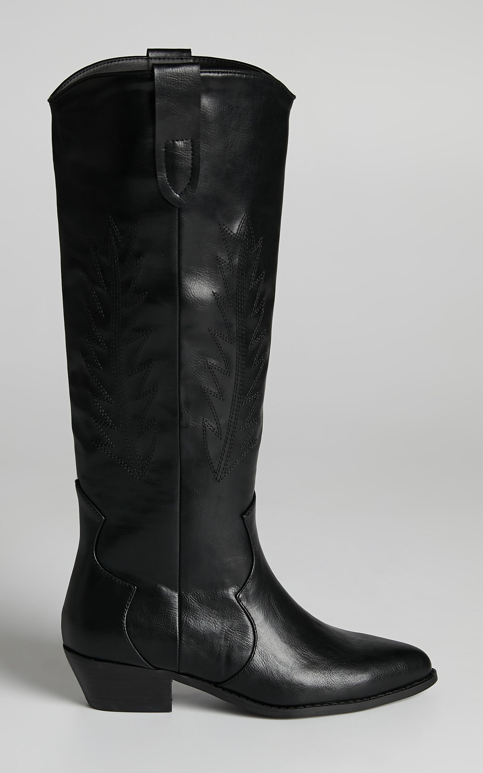 Therapy - Bonnie Boots in Black - 05, BLK1, super-hi-res image number null