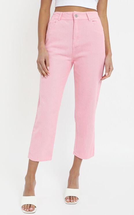 Elisa Jeans in Pink