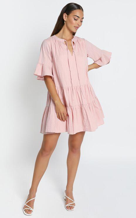 Best Memories Dress in Pink