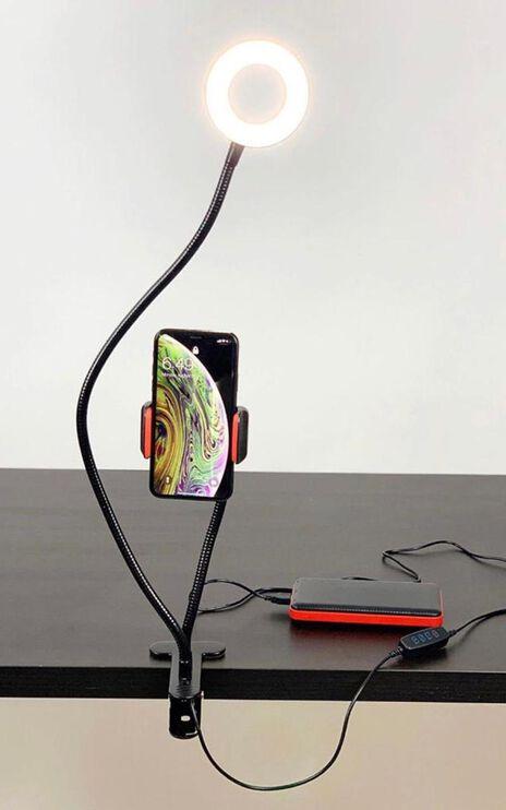 VanityGlare - Portable Studio in Black