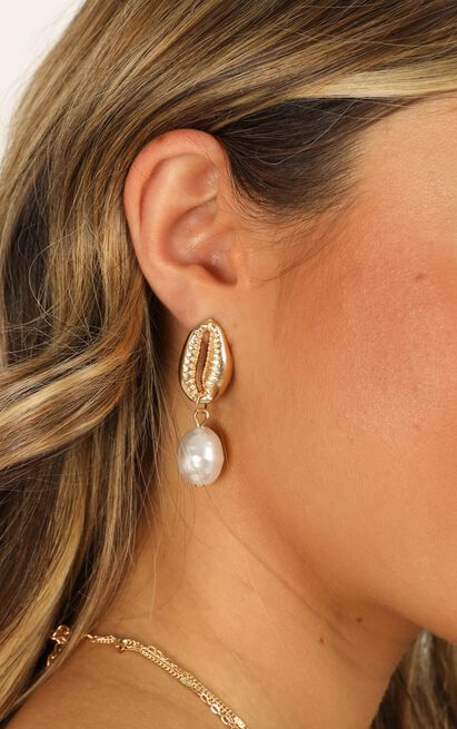 Things You Said Earrings 4 pack In Gold, , hi-res image number null