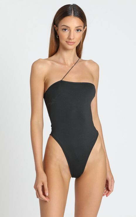 One Vision Bodysuit in Black