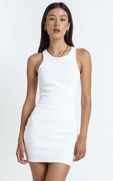 Peyton Dress in White