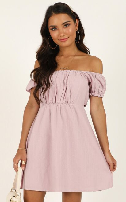 Finding Friends Dress in pink - 20 (XXXXL), Pink, hi-res image number null