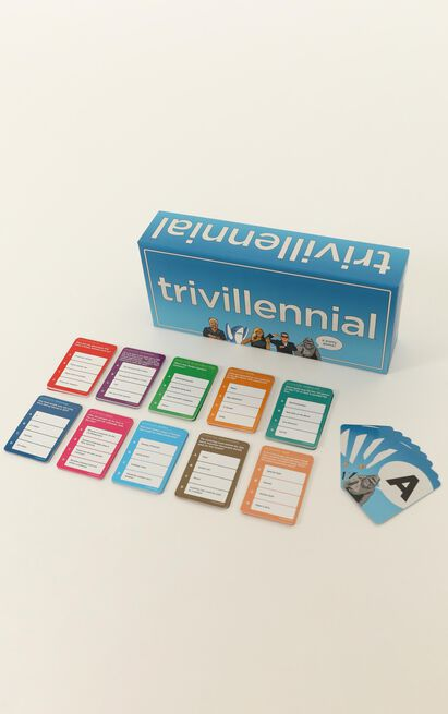 Trivillennial - The Trivia Game For Millenials, , hi-res image number null