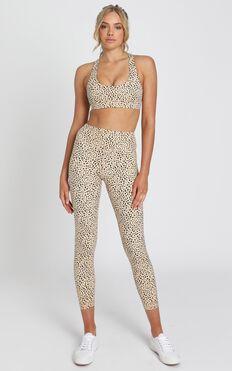 Kavala Collective - Kavala Cheetah Legging