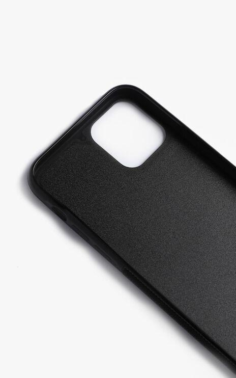 Cherries iPhone Case In black