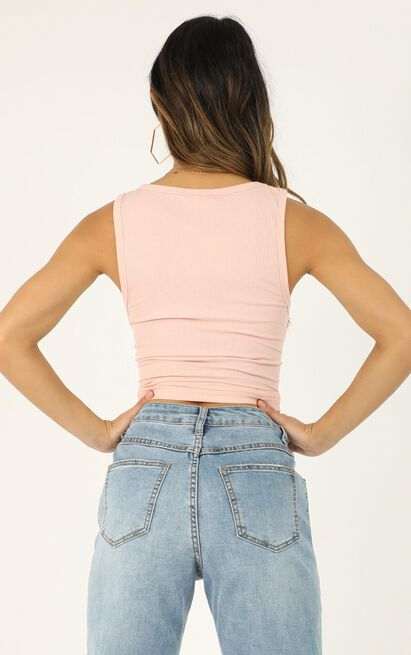 Cant You Tell Top In blush - 20 (XXXXL), Blush, hi-res image number null