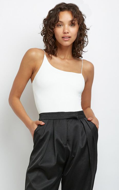 Baylee Bodysuit in White
